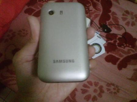 Jual Samsung Galaxy Y Young S5360 Jogja Bisa Rekber Mulus
