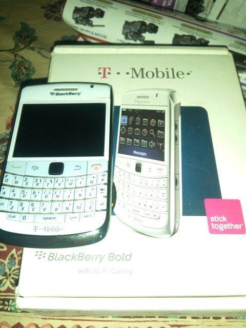 Jual Blackberry Onyx 9700 (2nd) REKBER READY!!