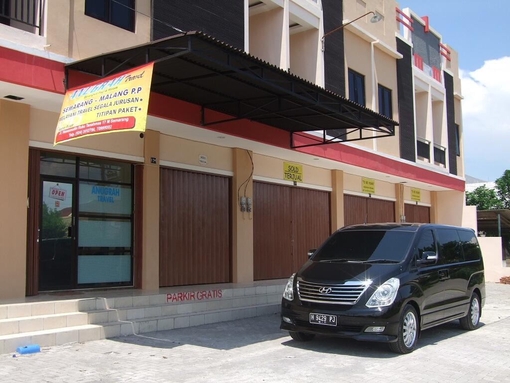 Anugrah Travel Semarang-Malang PP.
