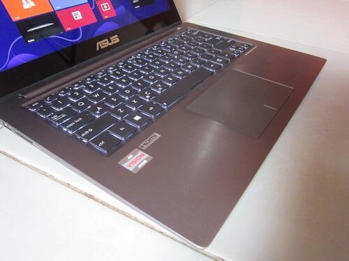 "ASUS U38N-C4010H | AMD QUADCORE LONGLIFE BATT 13"" FULL HD TOUCH Special Promo!!!"