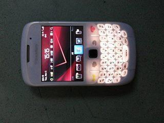 Blackberry Jupiter CDMA 9330 Semarang cihuyy