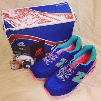 NEW BALANCE ORIGINAL!! DIJAMIN!! (Box +Sertifikat + FREE Shoe Lace)