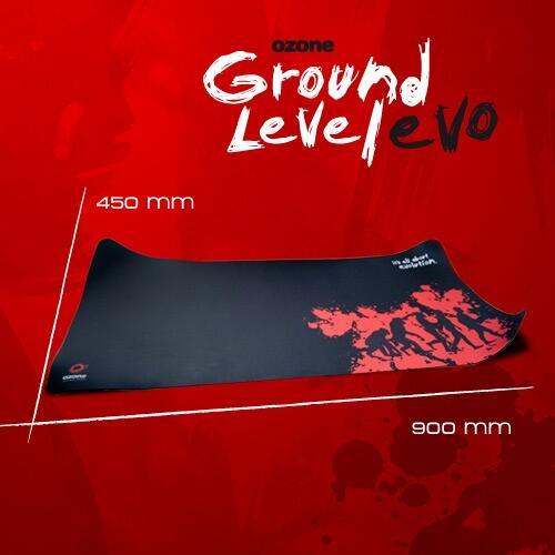 .::[H-TroN]::. Gaming Mousepad Ozone Shooter & Ground Level Evo RAJANYA MOUSEPAD!!!