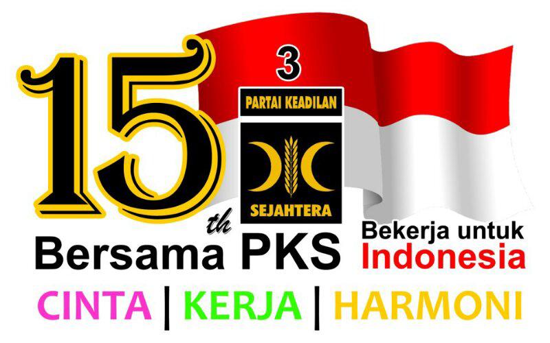 sambut Kemenangan di pemilu 2014, kader PKS makin Percaya Diri