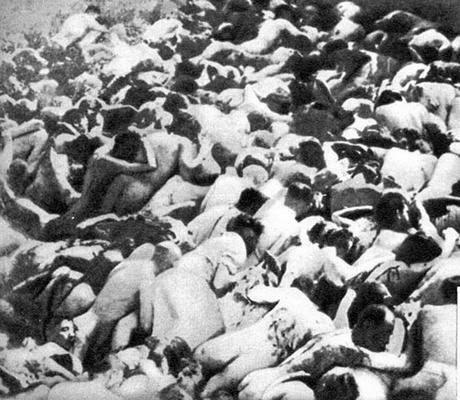 Foto Foto Kondisi Perang Dunia II yang begitu seram
