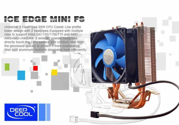 [MVPcomp] Deepcool ICE EDGE MINI FS HSF/Heatsink Fan
