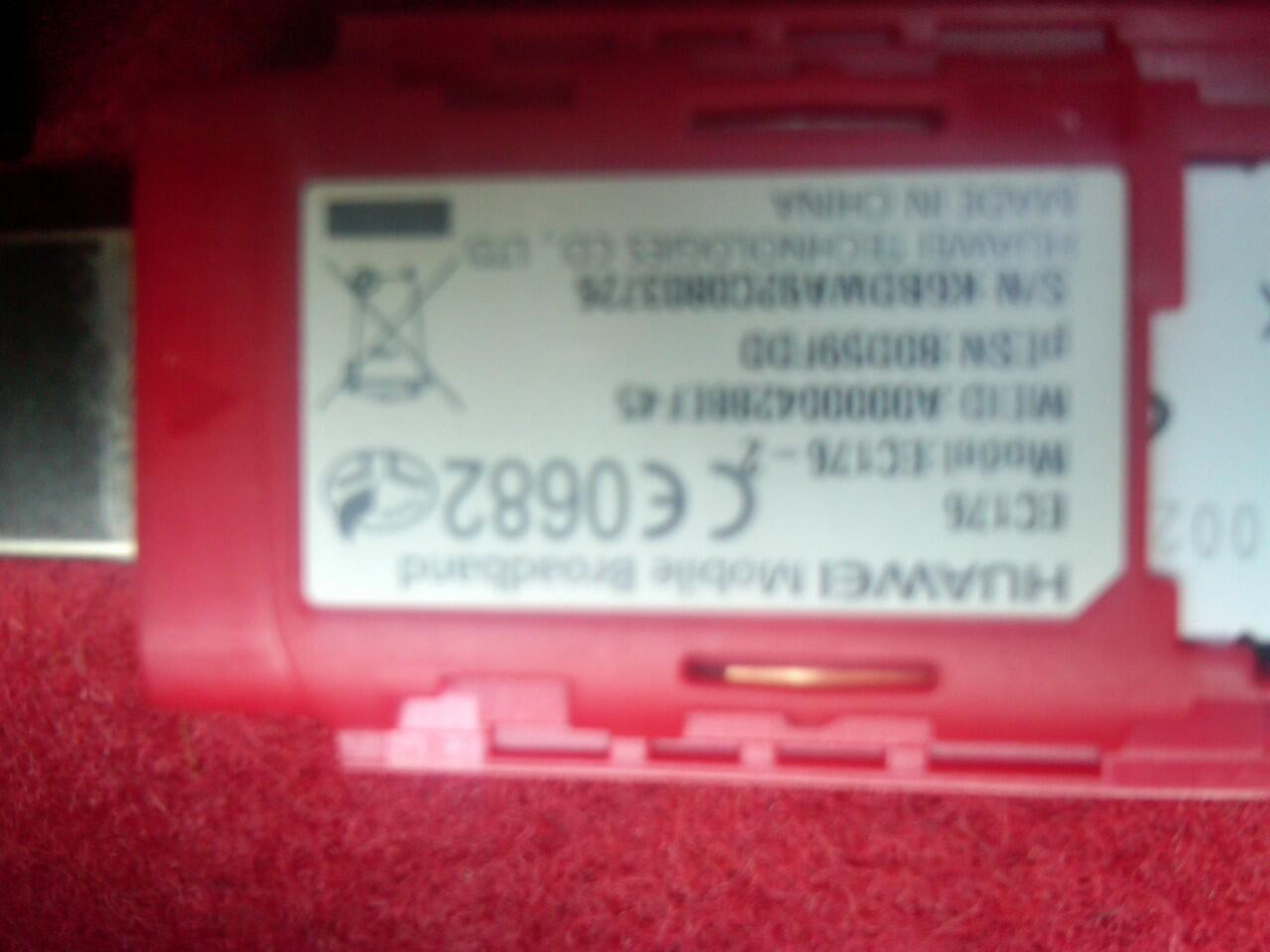 Modem CDMA EVDO Smartfren Huawei EC176-2 Unlock SOLO MURAH