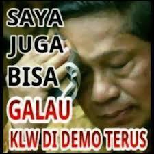 Jokowi, Jagalah Martabat Presiden SBY