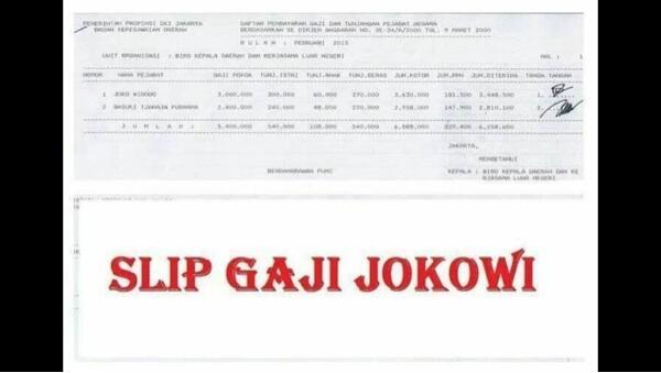 Buruh Tuntut Gaji Lebih Tinggi dari Jokowi dan Ahok!