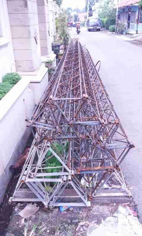 Tower Triangle Murah dan Berkualitas