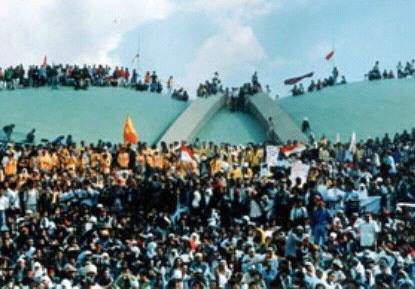 Aktivis 98 Ternyata Sudah 15 Tahun Kalah