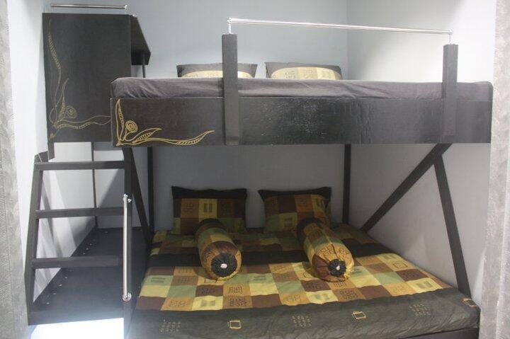 PENGINAPAN MURAH BUKAN HOTEL JAKARTA PUSAT DEKAT ANCOLMANGGA DUA KEMAYORAN