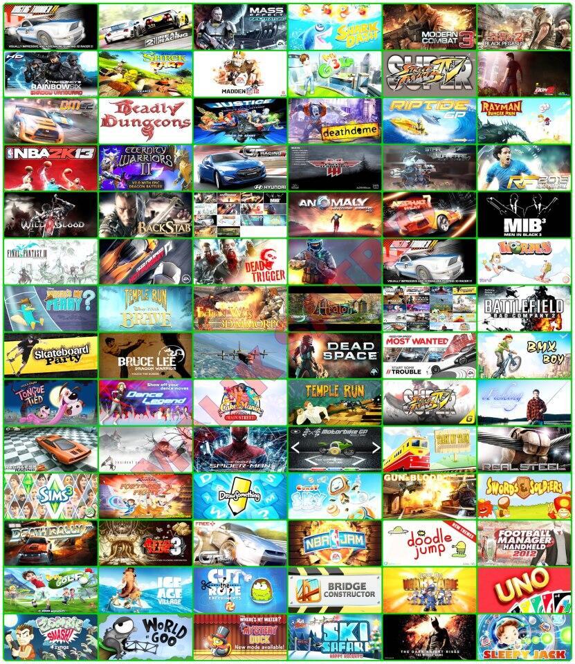DVD Game dan Aplikasi Android Terupdate dan Termurah!