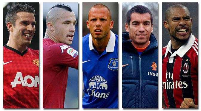 5 Pemain Bola Eropa Berdarah Indonesia