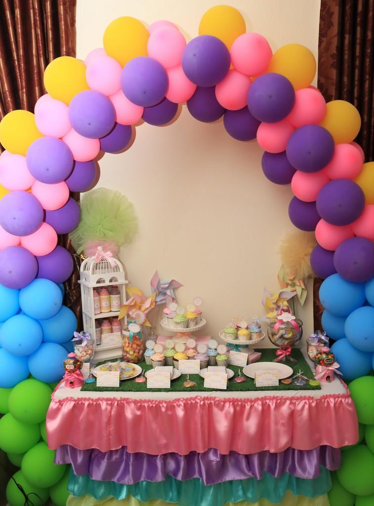Terjual Merry Kids Decoration Dekorasi Pesta Anak Ulang