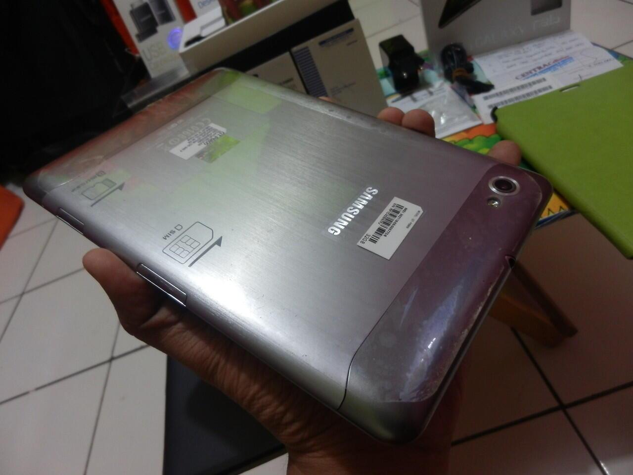 "Samsung Tab P6800 7,7"" 32GB FULLPACK EDITION,GrsSEIN+BOOKCOVER+LEATHERCASE+DOCK ORI!!"