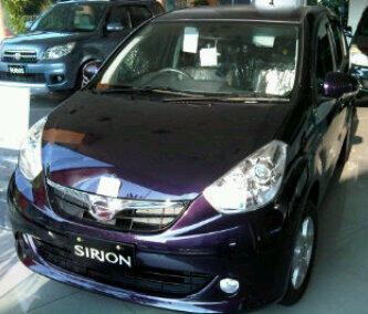 Daihatsu All New Sirion, Xenia, Terios Free Sirion / Xenia*