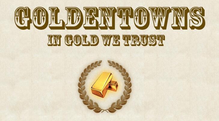 Goldentowns game bangun2 kota bisa dapet euro!
