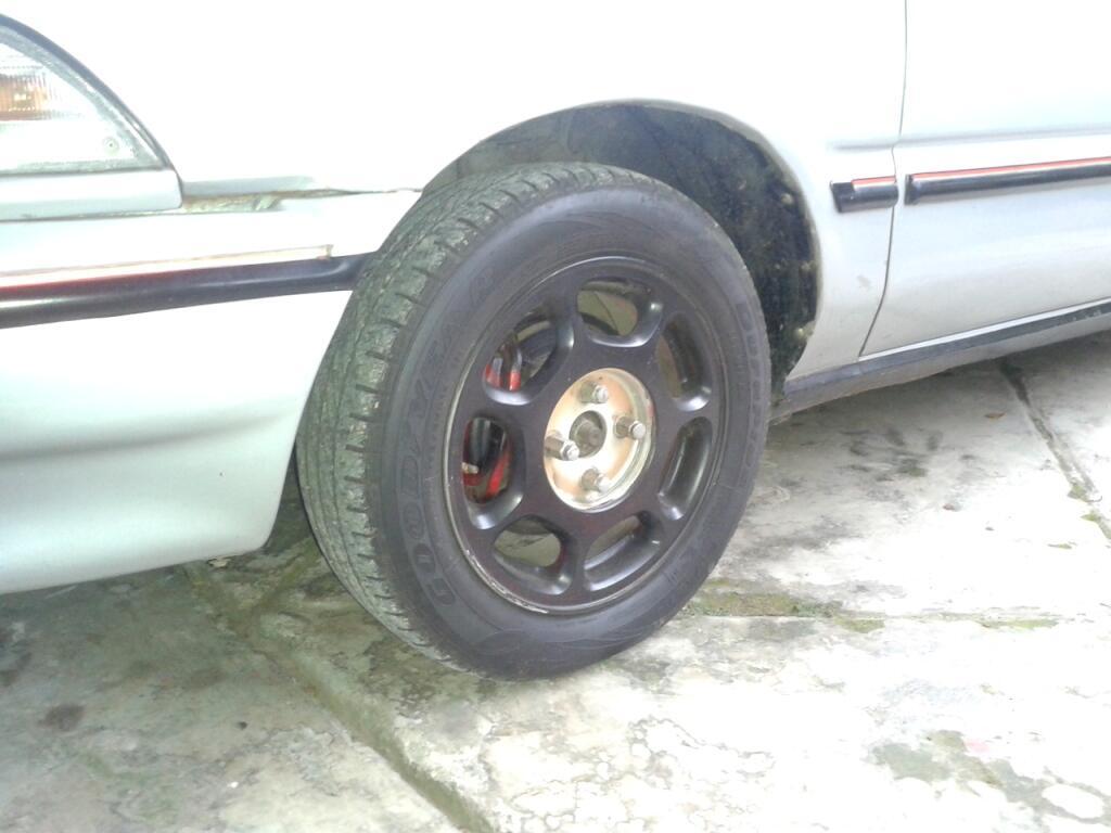 Corolla Twincam 88 1300CC silver MULUS