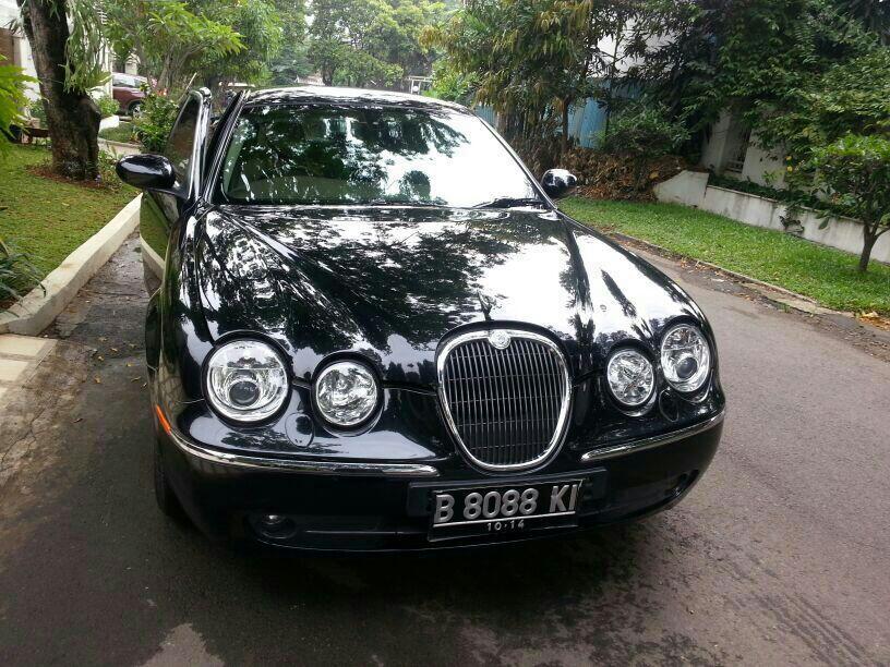 Dijual Cepat Jaguar S Type 2004