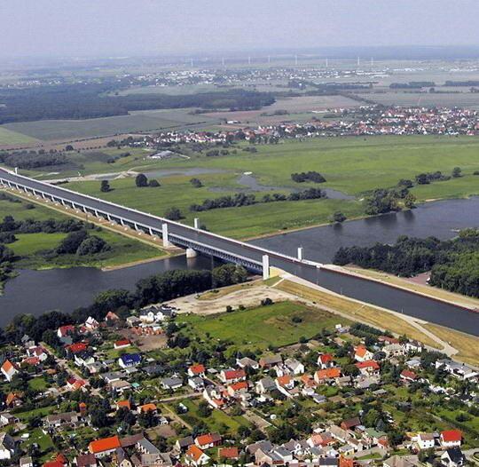 DI Negara Ini Ada Jembatan Untuk Kapal