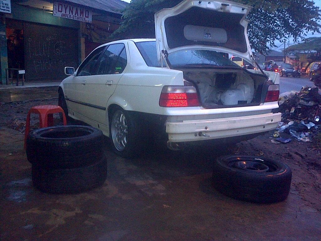 bmw e36 daily drift car