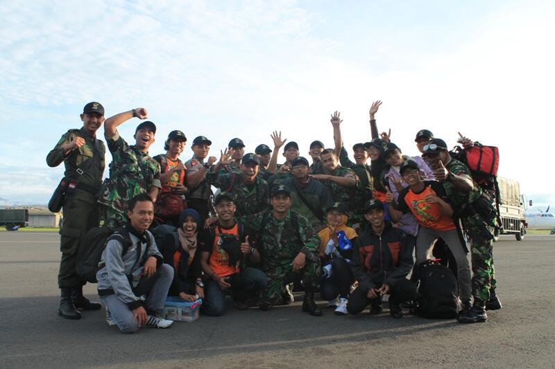 bete sama kuliah, ane travelling ke ujung utaranye Indonesia :D