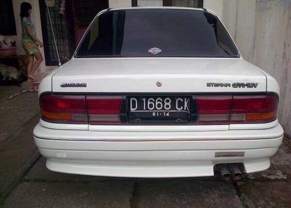 Eterna'93 Dohc Gti Bandung Barang Ok punya kk ipar