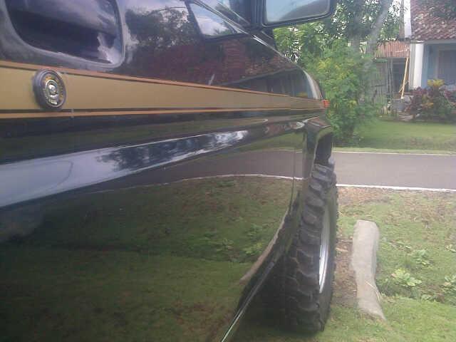 WTS- Daihatsu Taft GT 4x4 1987 Istimewa Malang