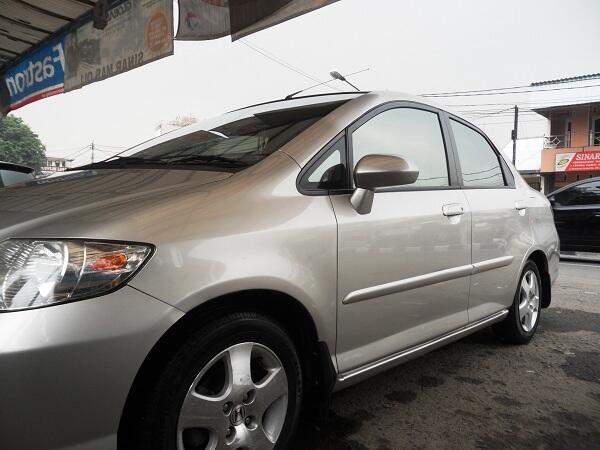 Honda New City Idsl A/t 2005 Cash Or Overcredit