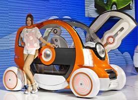 FUTURE CITY CAR YANG BAKALAN MENGASPAL DI MASA DEPAN