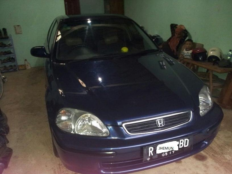 Honda CIVIC FERIO 97 VTEC. 1600 CC.