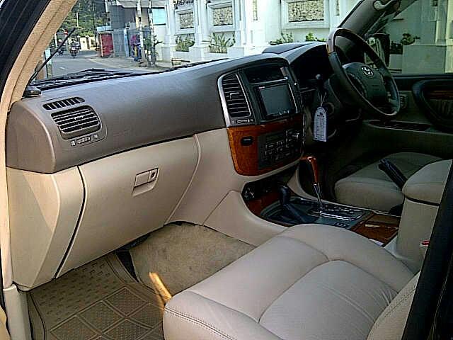 WTS: Toyota Cygnus VX470 Black Color mint condition