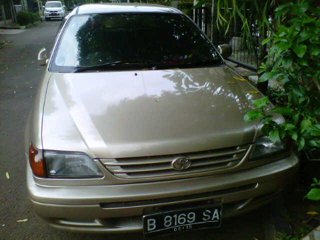FOR SALE Toyota Soluna GLI th 2000