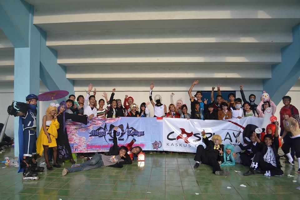 [FR] Gathering Cosplay kaskus Community Hello fest 10/11/2013