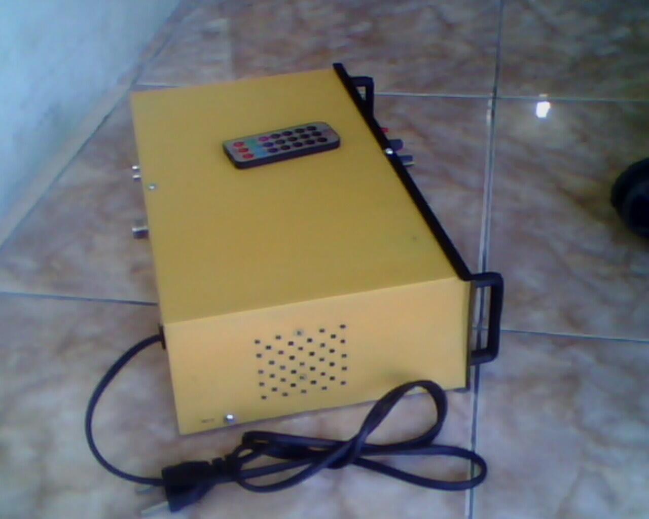 Pemancar FM Murah Digital
