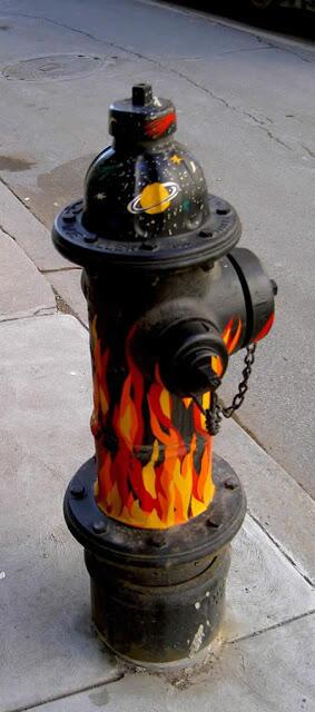Model Hidrant Air yang Unik dan Lucu Gan