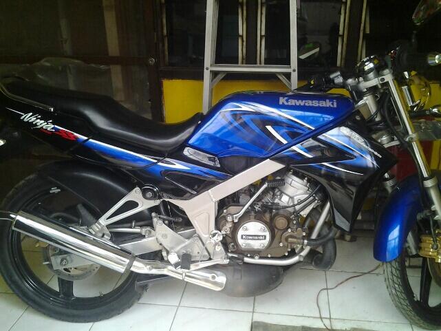 ninja 150r thn 2012 bln 02 orisinil