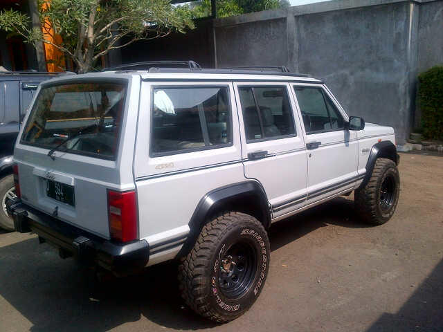 JEEP CHEROKEE ( MANUAL ) 1994