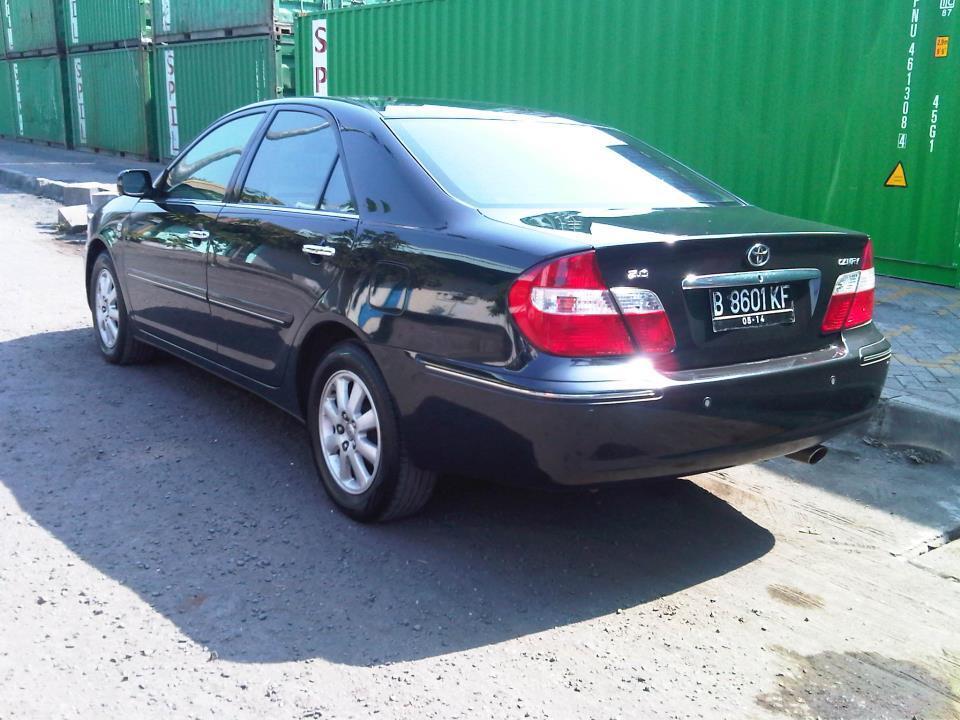 ##### Toyota Camry 2004 3.0 V #####