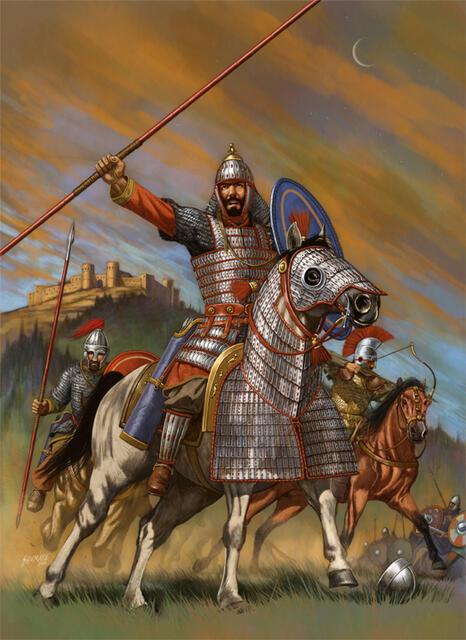 [Belajar Sejarah] Kekaisaran Rowami Timur - Bizantium eps 2
