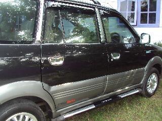Kijang Kapsul 2004 EFI Full Variasi, Bisa TukerTambah