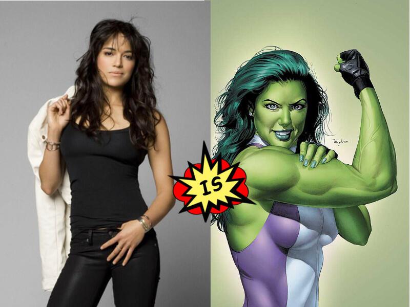 Jika Superhero Avengers adalah wanita siapakah pemerannya? Yuk disimak