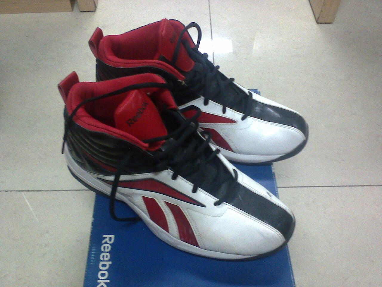 Terjual Sepatu Basket Reebok Buckets VII ori  a863f84b06
