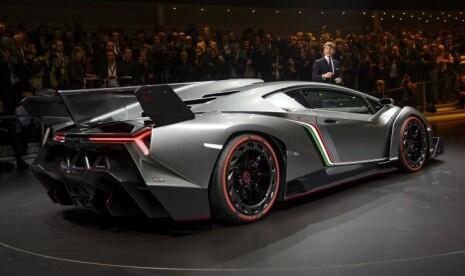 Lamborghini Lahirkan Mobil Termahal di Dunia Gan !!!!