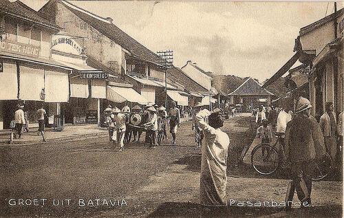 Sejarah Pasar Baru Jakarta