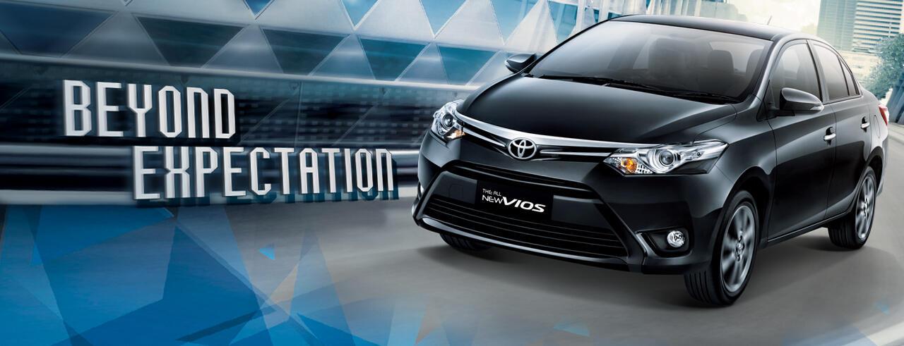 Promo Toyota All VIOS