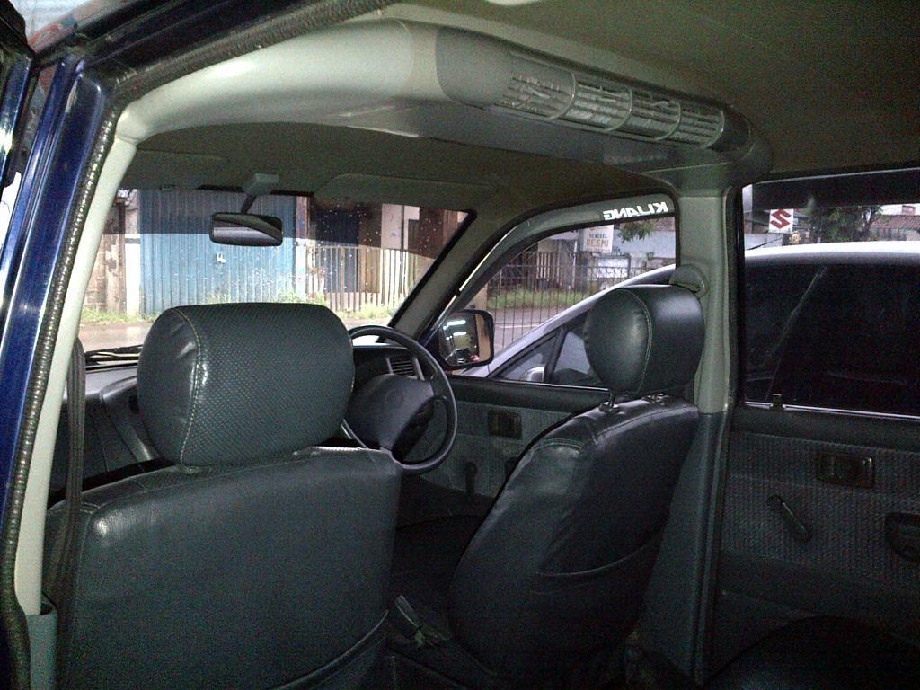 Toyota Kijang LSX 1.8 manual 2001 istimewa