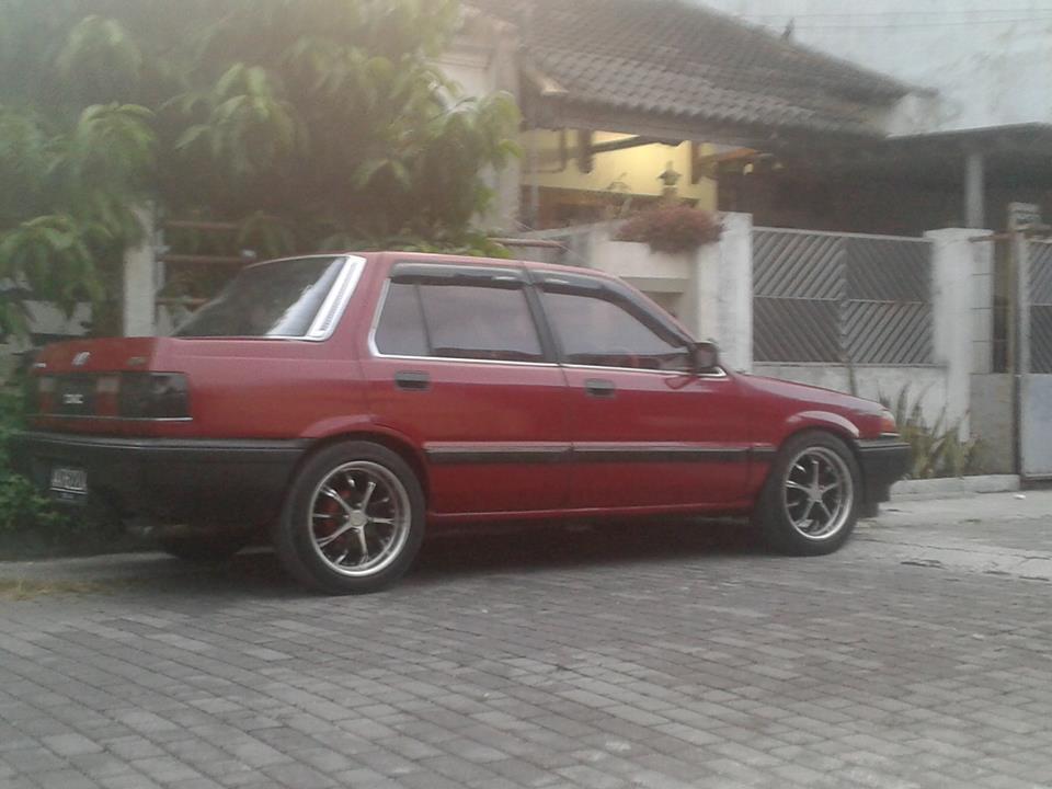 Honda Civic Wonder 86 Gauull.....