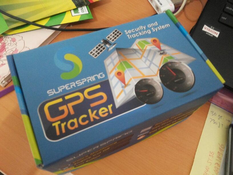 GPS Tracker Pelacak Mobil / Truk / Bis